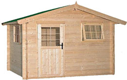 r habilitation d une vieille cabane de jardin. Black Bedroom Furniture Sets. Home Design Ideas