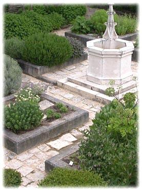 Le Jardin Monastique Médiéval de Tusson