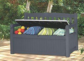 Coffre De Jardin Qui Fait Banc - Amazing Home Ideas ...