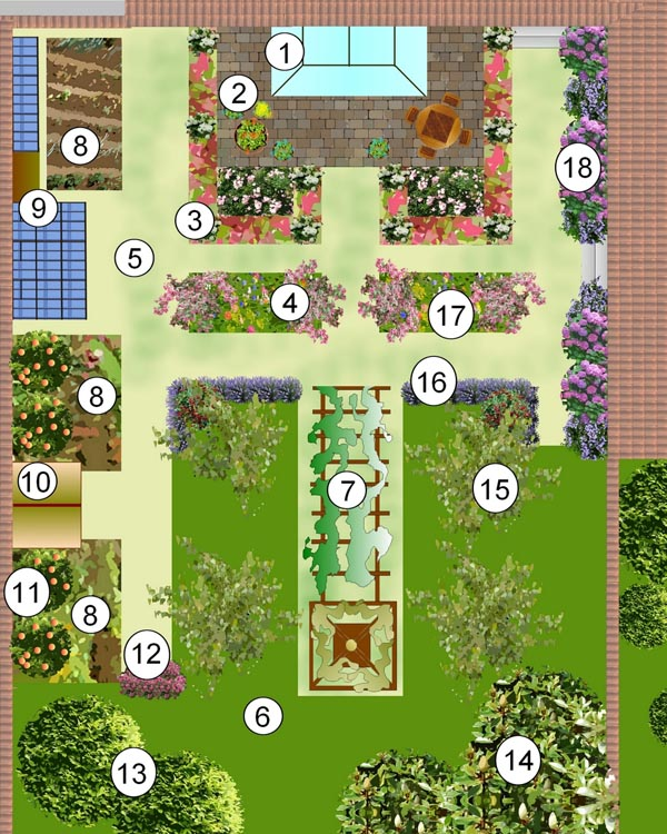 Design page 185 - Petit jardin graines et plantes le havre ...