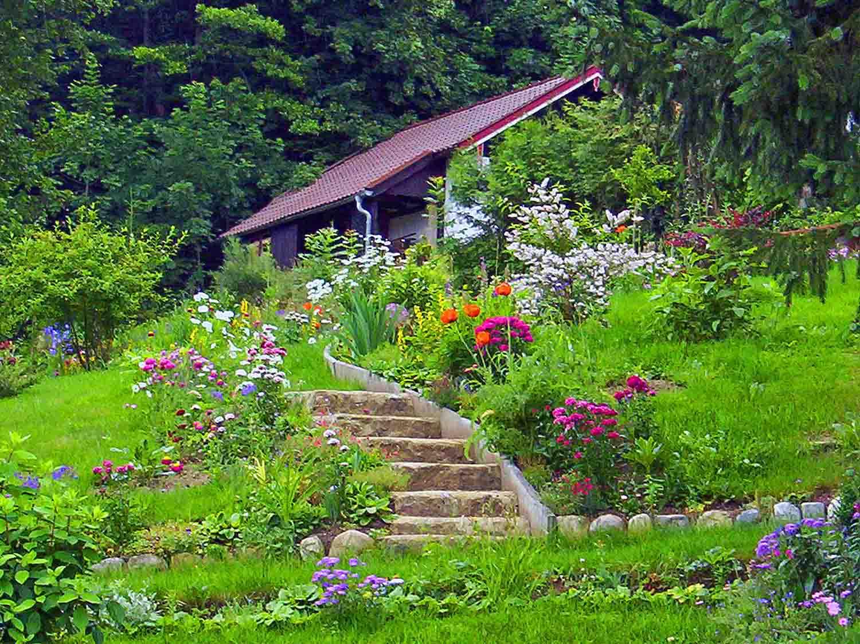 Jardin En Pente Comment Faire aménager un talus