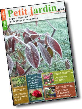 magazine petit jardin n 97 decembre 2014 jardinage plantes et fleurs. Black Bedroom Furniture Sets. Home Design Ideas