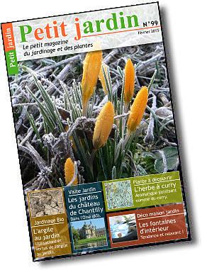 Magazine petit jardin n 99 fevrier 2015 jardinage for Magazine jardinage