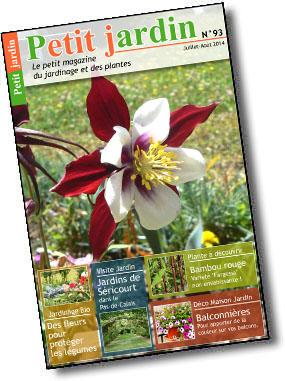 Magazine petit jardin n 93 juillet 2014 jardinage for Magazine jardinage