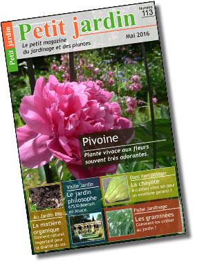 Magazine petit jardin n 113 mai 2016 jardinage for Magazine jardinage