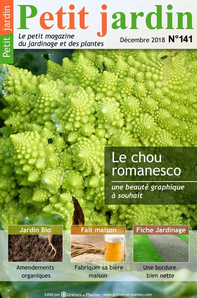 magazine petit jardin n 141 decembre 2018 jardinage. Black Bedroom Furniture Sets. Home Design Ideas