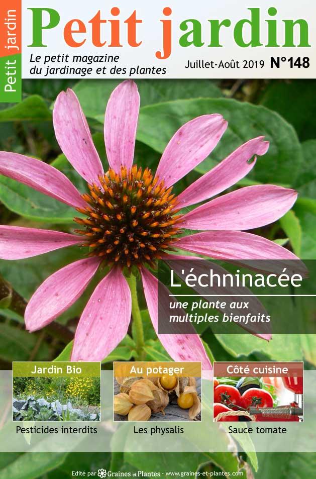 Info jardinage du mois de Juillet 2019 Magazine-jardinage-petit-jardin-juillet-2019