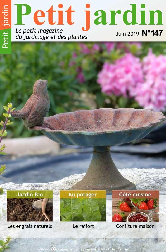 Info jardinage du mois de Juin 2019 Magazine-jardinage-petit-jardin-juin-2019