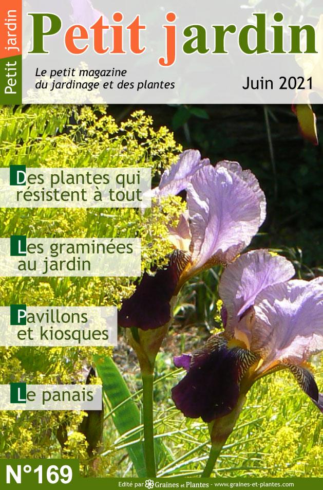 Info jardinage du mois de juin 2021 Magazine-jardinage-petit-jardin-juin-2021