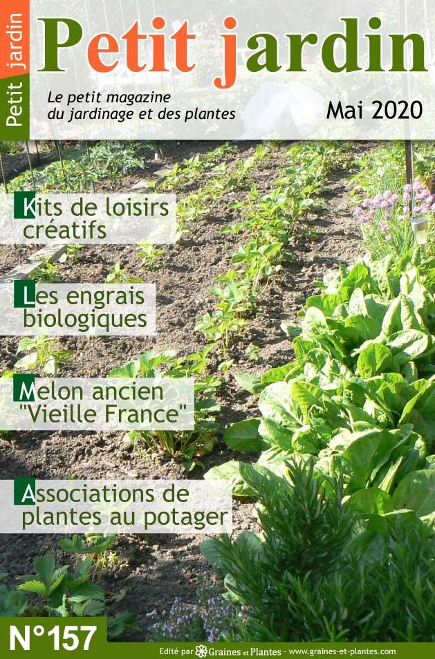 Info jardinage du mois de Mai 2020 Magazine-jardinage-petit-jardin-mai-2020