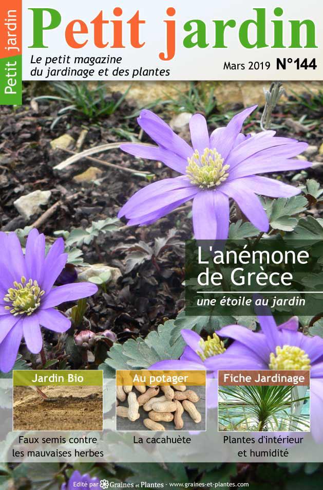 Magazine Petit Jardin N 144 Mars 2019 Jardinage Plantes