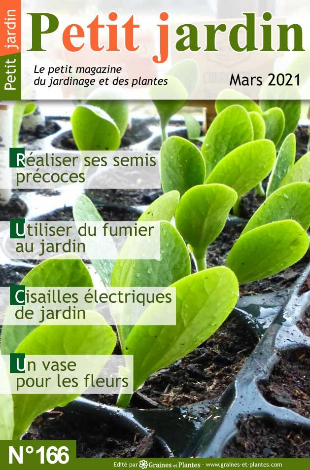 Info jardinage du mois de mars 2021 Magazine-jardinage-petit-jardin-mars-2021
