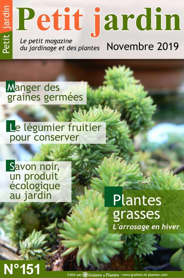 Info jardinage du mois de Novembre 2019 Magazine-jardinage-petit-jardin-novembre-2019