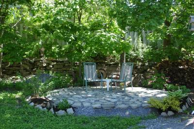 Le jardin de mercedes gatineau qc jardin virtuel - Coin detente petit jardin zen ...