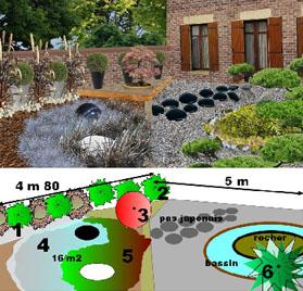 comment construire un jardin zen la r ponse est sur. Black Bedroom Furniture Sets. Home Design Ideas